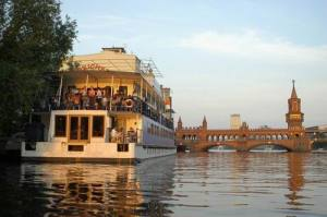 How about staying in a boat/hostel for a few nights? Try the Eastern Comfort hostel in Berlin.