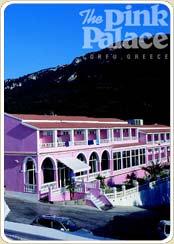 Pink PalaceCorfu