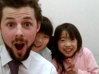 Luke in Japan