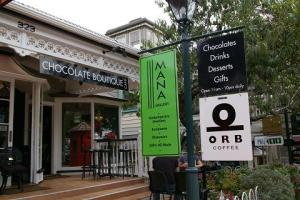 Chocolate Boutique on Parnell Road