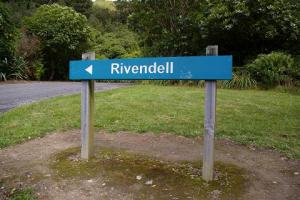 Rivendell is that-a-way.