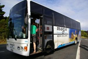 Back on the Magic Bus
