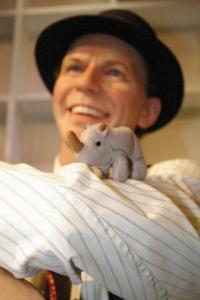 Spike meets Sinatra.