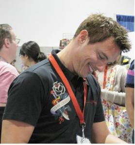 John Barrowman/Captain Jack!