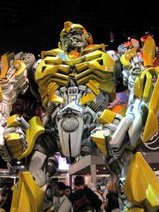 Transformers are still very popular.