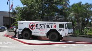 A prop/promotion for Peter Jackson's District 9.