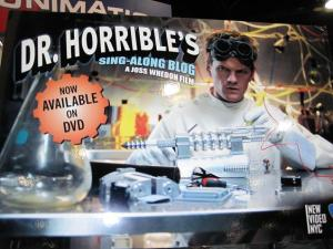 I can't wait for the Dr. Horrible sing-along!