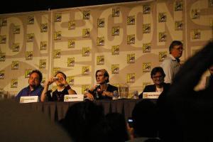 The Venture Bros panel